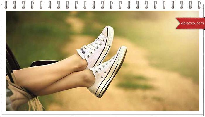 Как почистить белую обувь