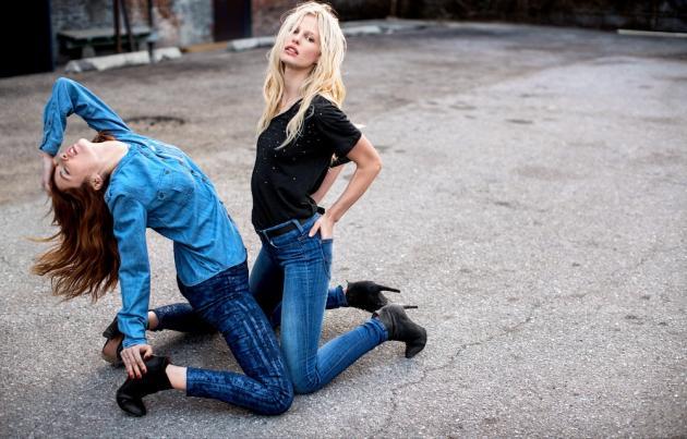 джинсы Lee