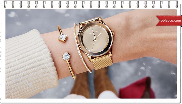 Как сочетать браслет и часы
