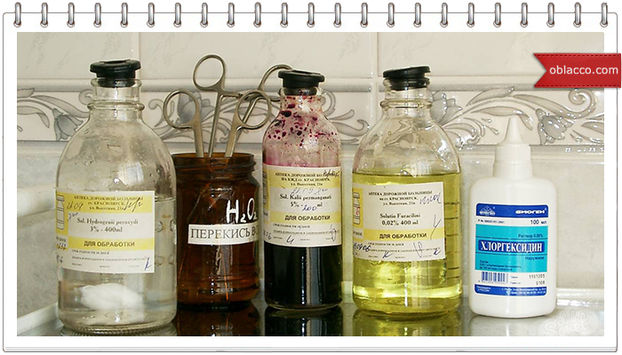 Современные альтернативы антисептикам