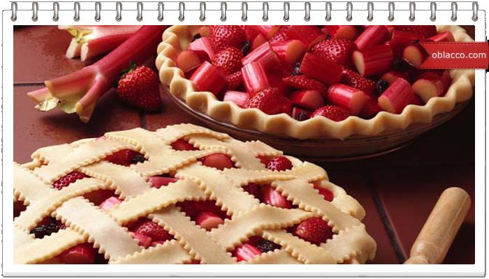 Ажурные пирог, самые быстрые способы украсить выпечку
