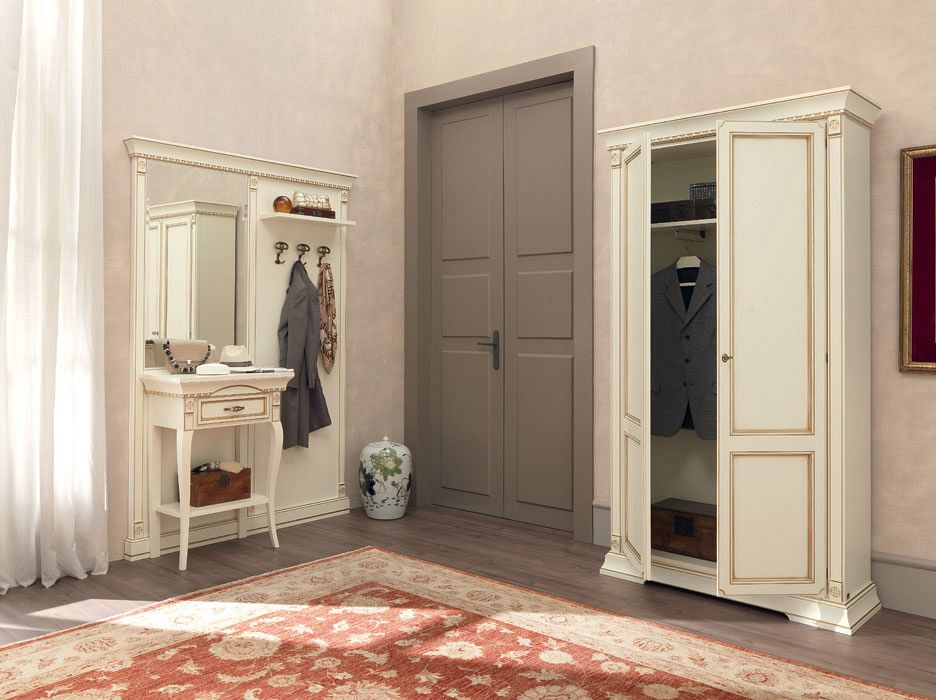 итальянская мебель в прихожей