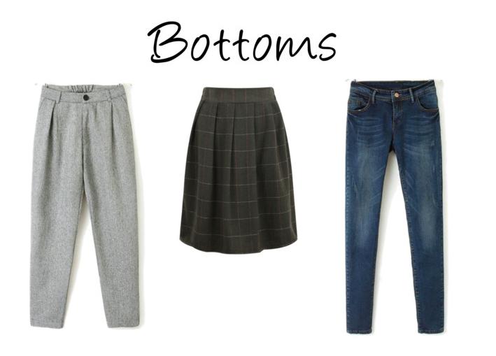 брюки и юбки