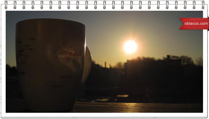 Кофе ночью