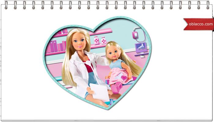 Ляльки-сестрички Штеффі й Еві - німецька якість за розумні гроші