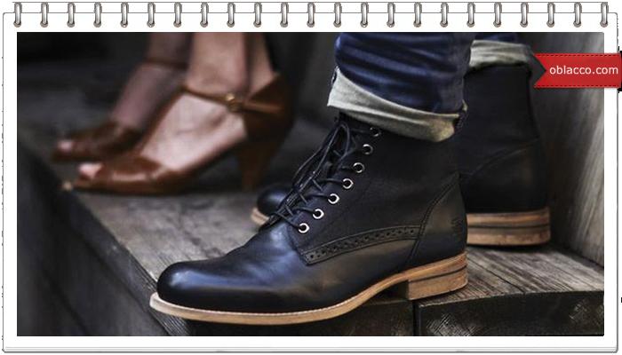 Подобрать удобные, зимние мужские ботинки в интернете - легко!