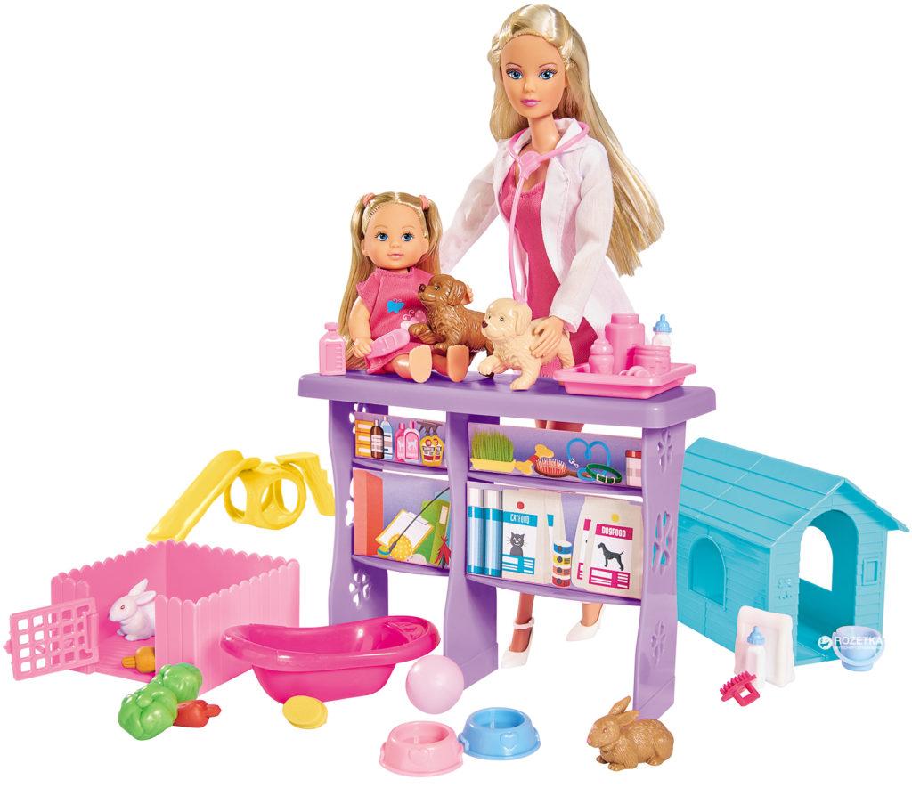 лялька Штеффі