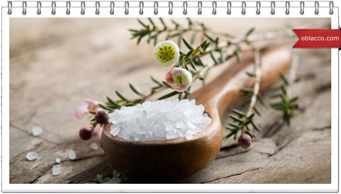 Какая бывает соль