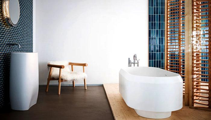 дизайн интерьера - ванная