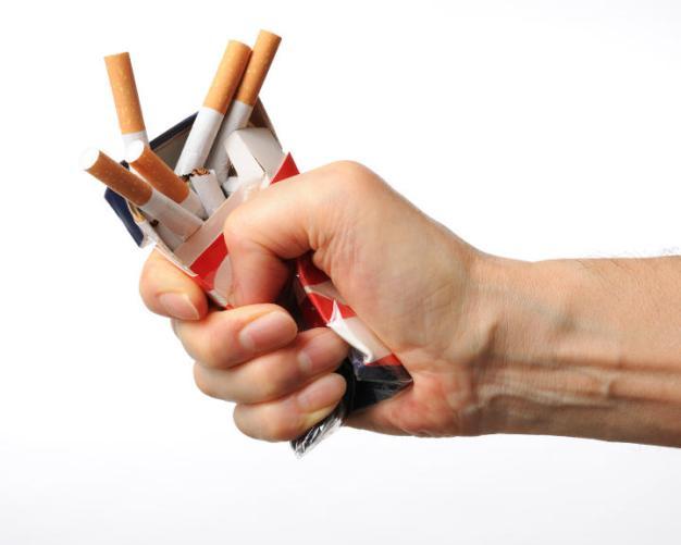 Как победить никотиновую зависимость
