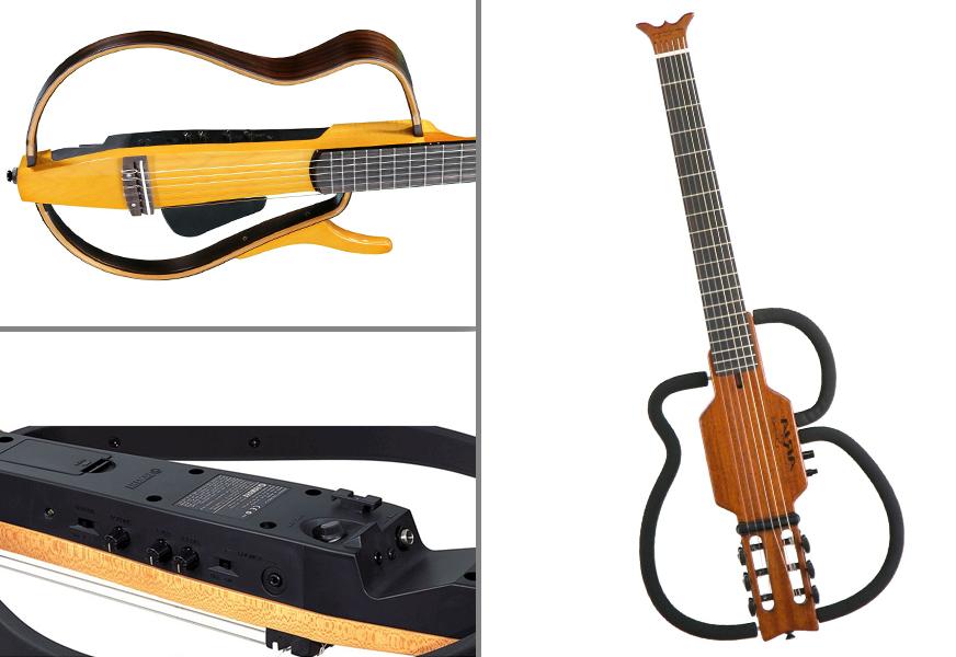 тихие гитары