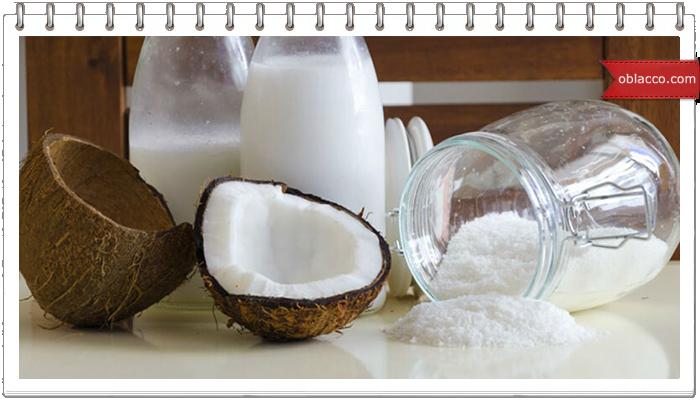 Блинчики кокосовые