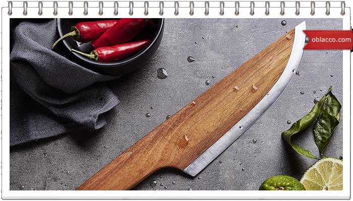 Деревянный кухонный нож SKID