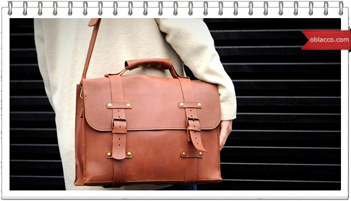 Мужские сумки в женском гардеробе