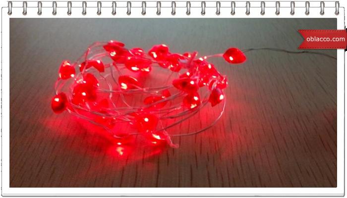 Валентинки: светильники, открытки, подвески