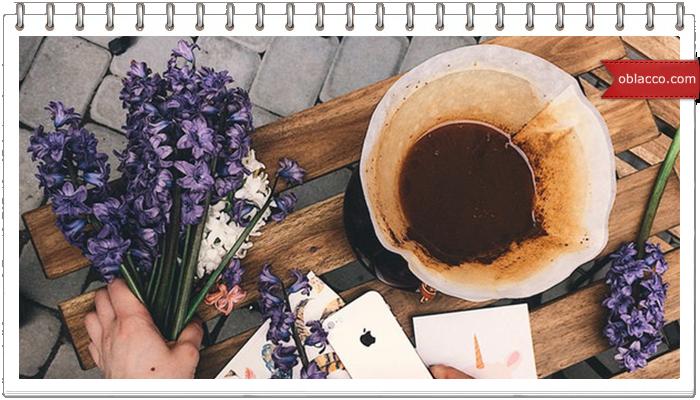 Немного о кофе и жизни