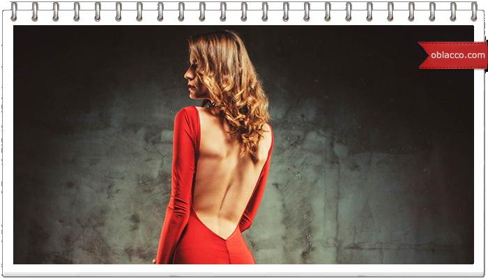 Как подобрать себе идеальное красное платье