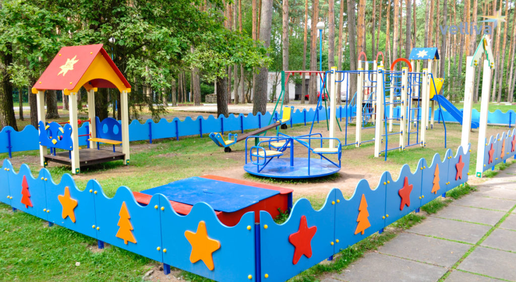 Отличный отдых с детьми в белорусском санатории Чайка