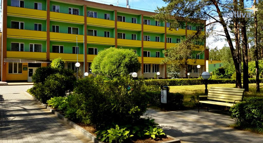 Какие санатории Белоруссии самые лучшие