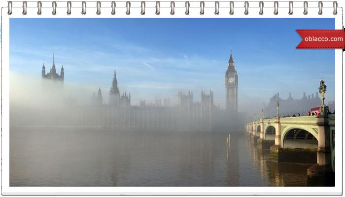 Що таке смог «димовий туман»: як утворюється, види, екологічні наслідки