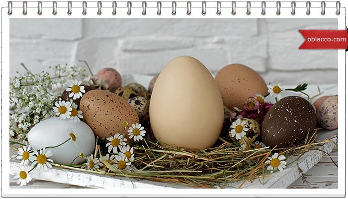 Нежнейшая подставка для яиц с цветами