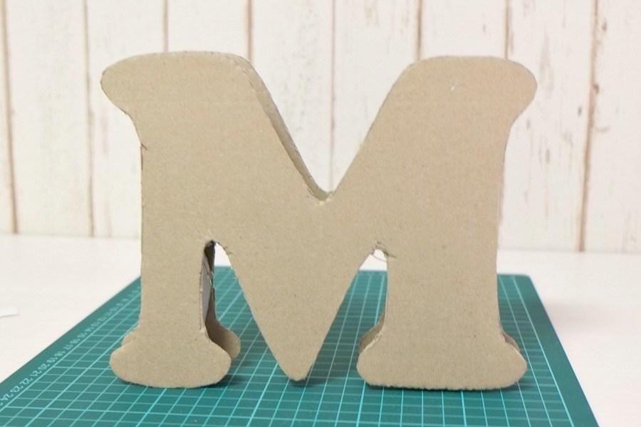 Буквы мама своими руками 625
