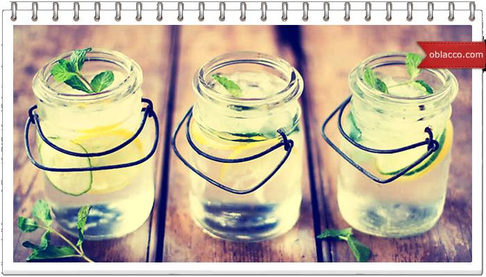 Рецепты лимонада и вкусной воды