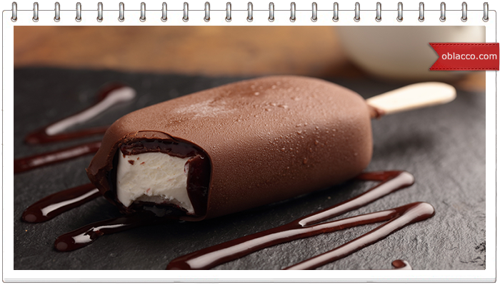 Как сделать мороженное в шоколаде