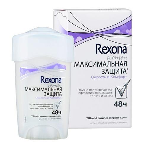 Rexona «Максимум защиты»