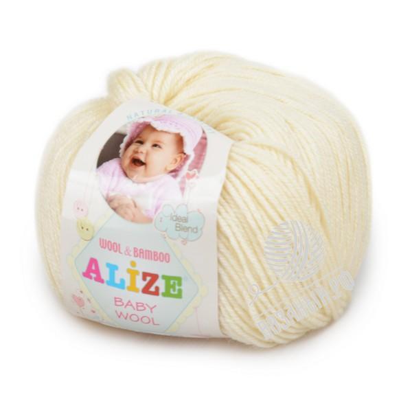 детская пряжа Baby wool