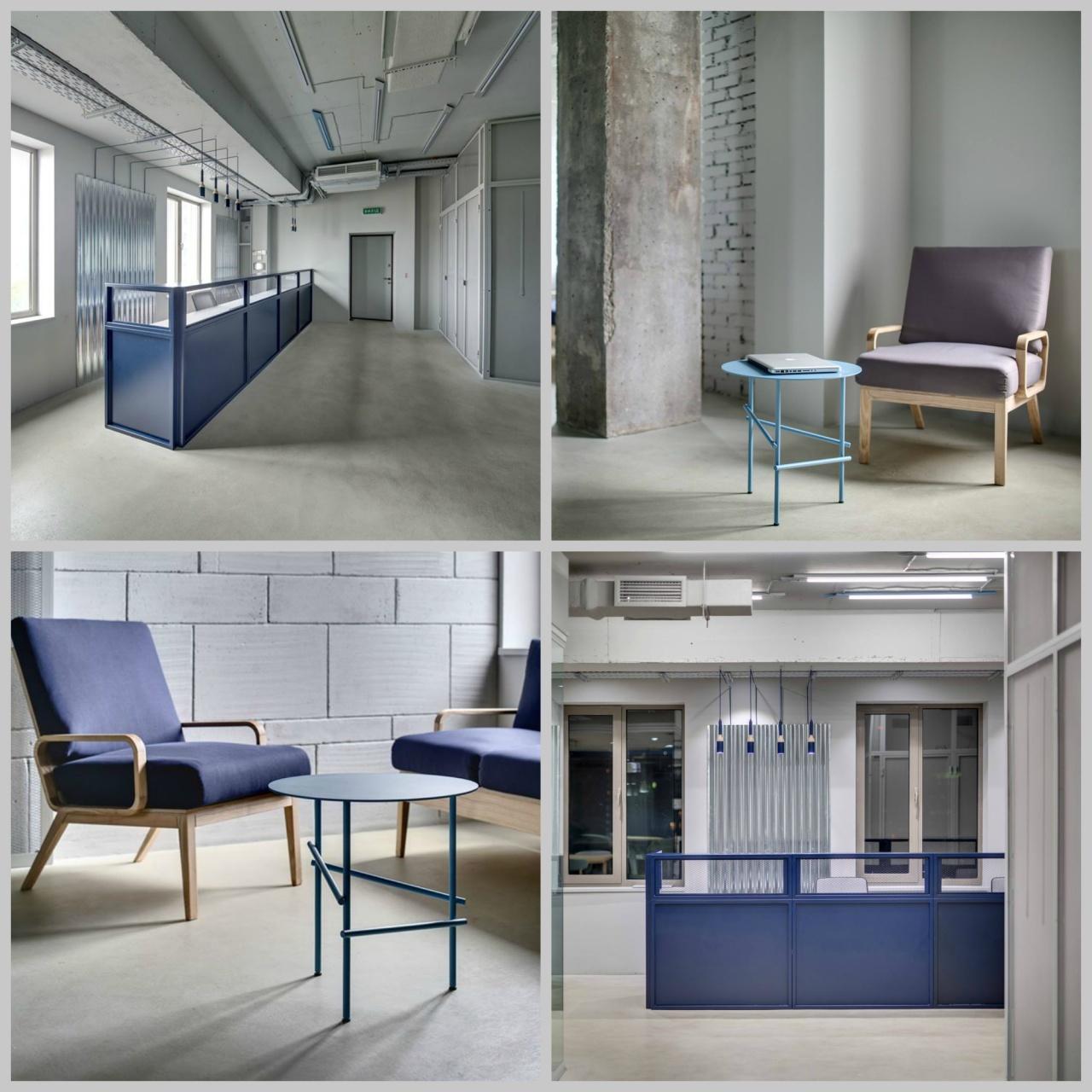 дизайнерская мебель металл