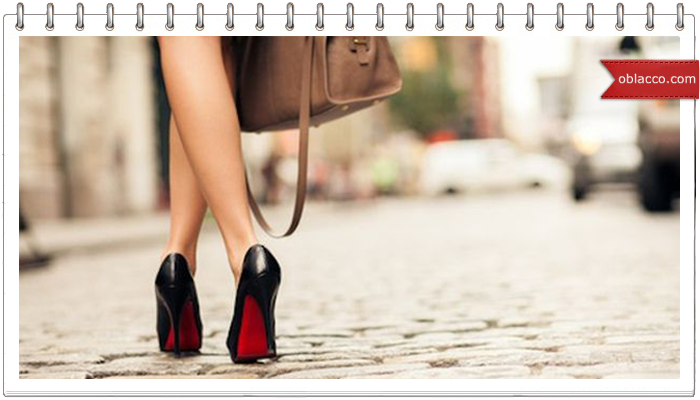 Несколько интересных фактов о каблуках