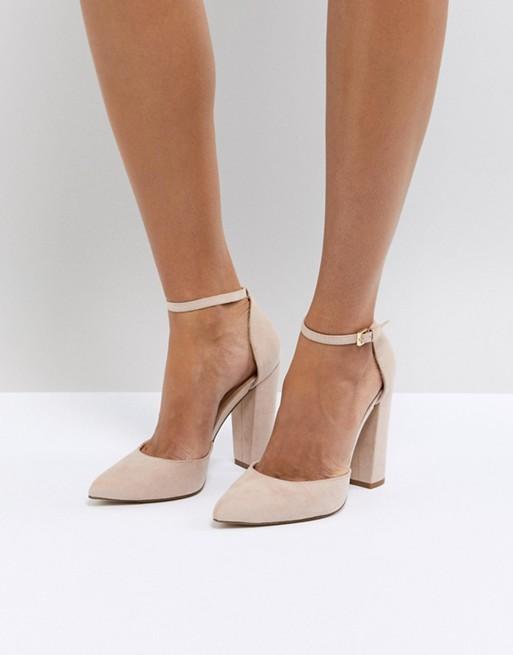Женские туфли на каблкуках