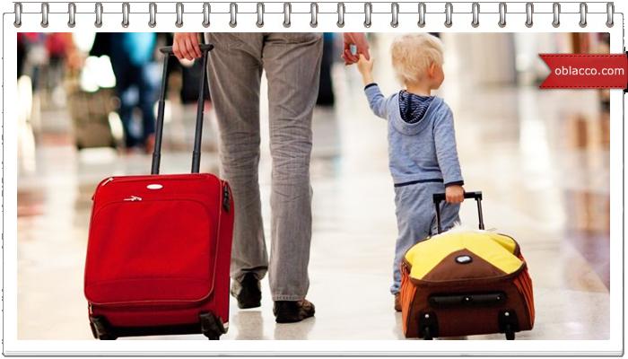 Как выбрать детскую дорожную сумку