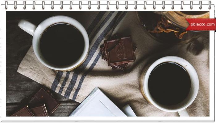Осень, кофе, шоколад