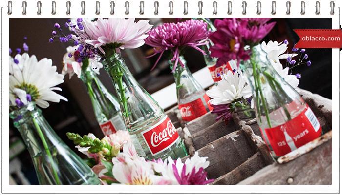 Свадьба в стиле кока-кола