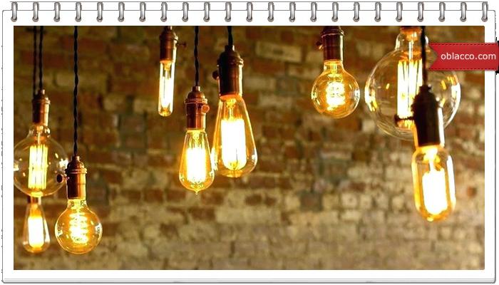 Светодиодные лампочки в интерьере