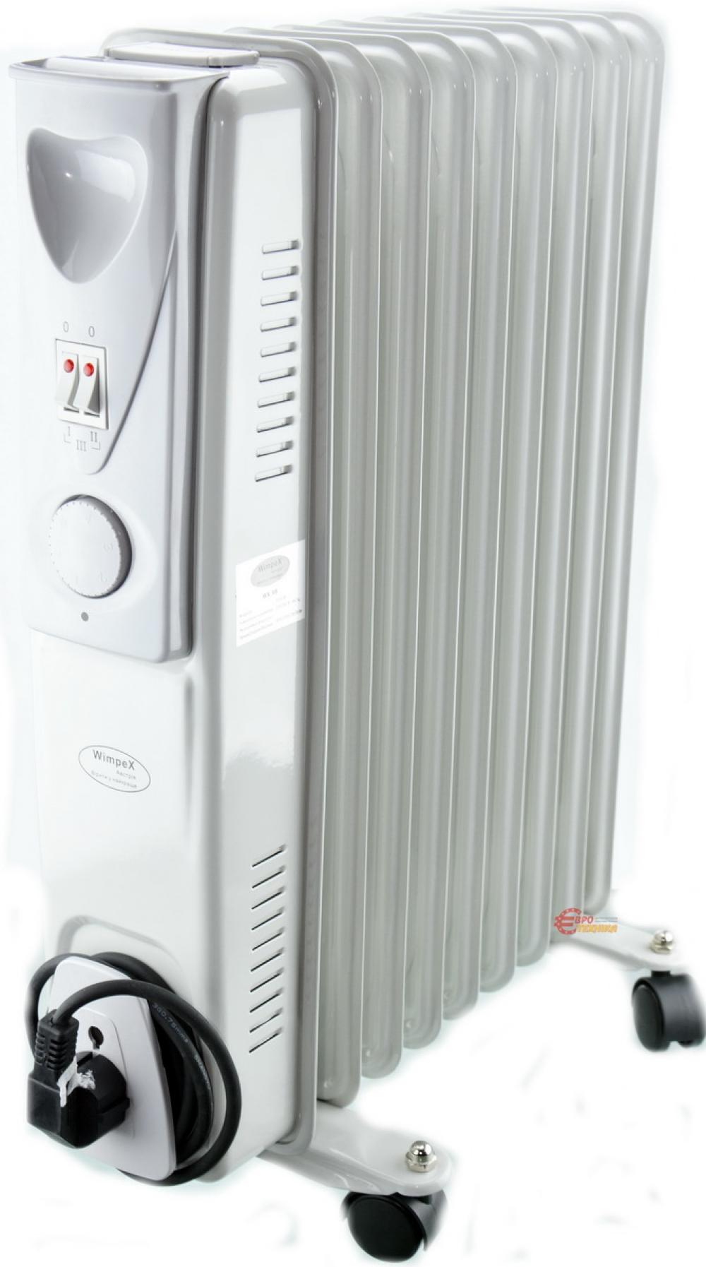 Масляные нагревательные приборы