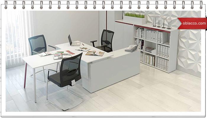 Офисная мебель от Ламелио