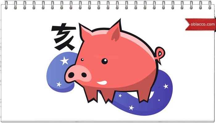 Плетеная свинка-магнит из газетных трубочек к Новому году