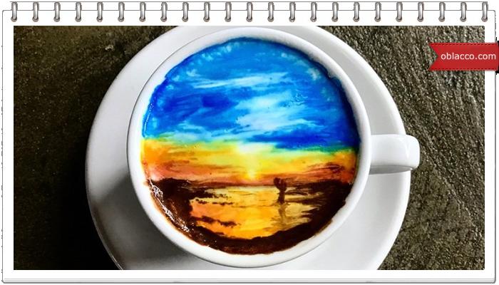 Весь мир в чашке кофе