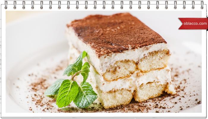 Вкусный десерт тирамису в мультиварке