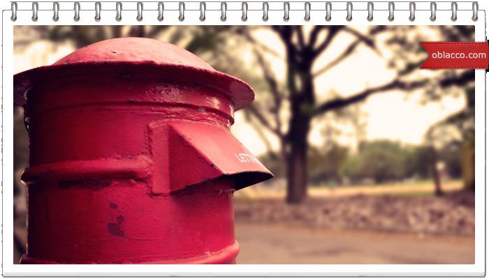 Почтовые ящики вдохновляют на творчество
