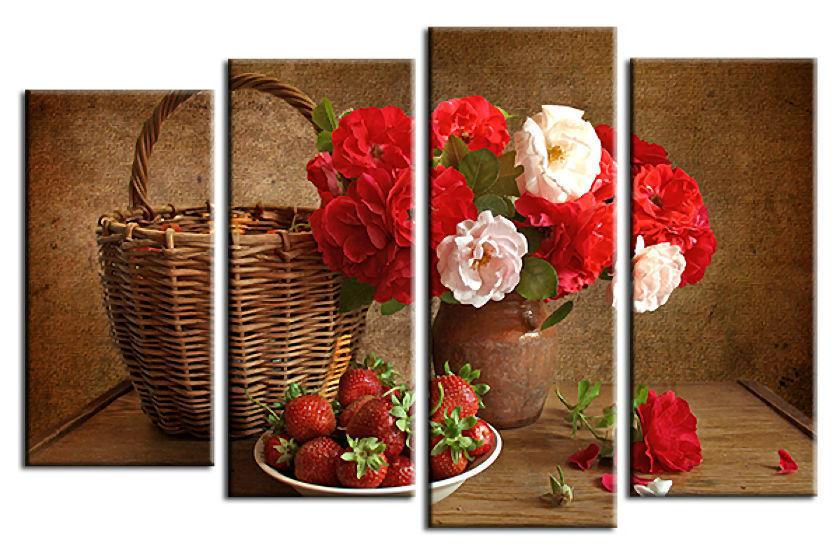 розы по номерам