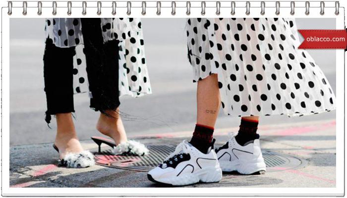 Спортивная обувь, 90-е в тренде