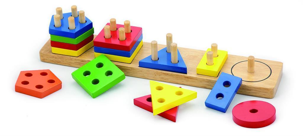 игрушки Монтессори своими руками
