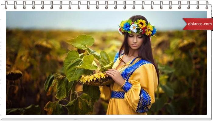 Украинская вышиванка вдохновляет
