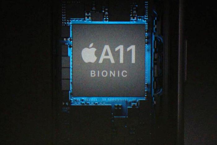 Процессор А11 Bionic