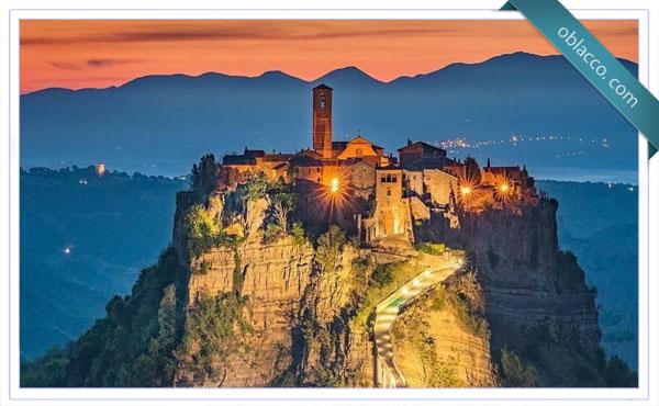 Таинственные земли великолепной Италии