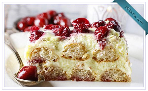 Десерт для мамы, торт